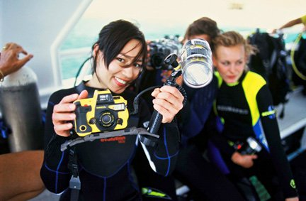 National Certificate in Diving - Foundation Level 3 | Dive HQ Westhaven