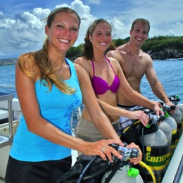 Dive HQ Westhaven PADI Scuba Diving Summer School Courses